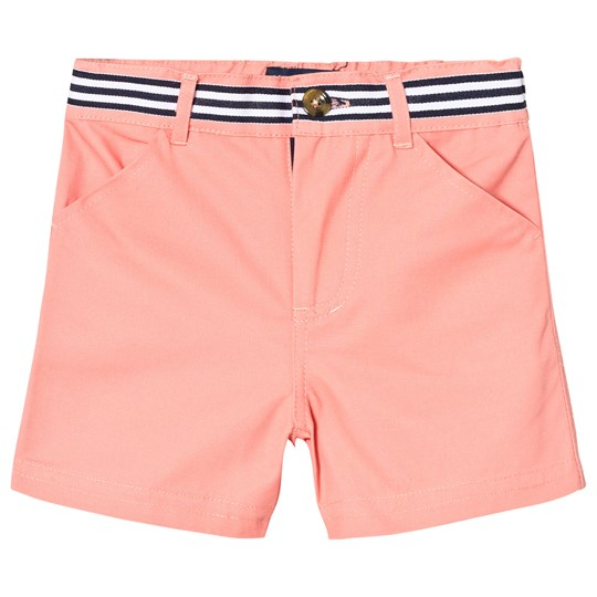 Andy & Evan Belted Shorts Coral RDV