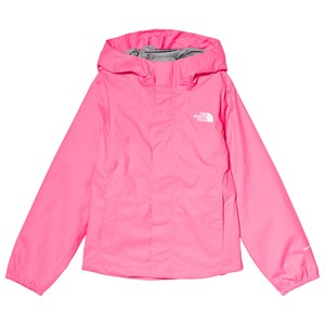 Image of The North Face Resolve Reflective Waterproof Hooded Jacket Pink XS (6 years) (3001926243)