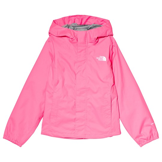 The North Face Resolve Reflective Vattentät Jacka Rosa RR2