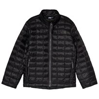 The North Face Black Thermoball Padded Jacket JK3