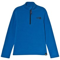 The North Face Glacier Zip Fleece Sweater Blue Glacier WXN