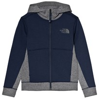 The North Face Navy Slacker Hoodie A7L
