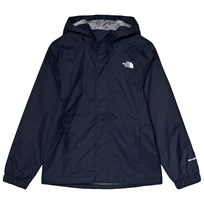 The North Face Resolve Reflective Waterproof Hooded Jacket Navy A8U