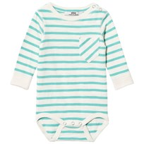 ebbe Kids Lois Baby Body Off White/Turquoise Offwhite/blue turquoise