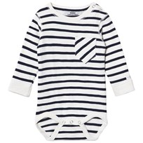 ebbe Kids Lois Baby Body Off White/Dark Navy Offwhite/dark navy