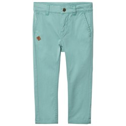 ebbe Kids Freddy Chinos Dusty Turquoise