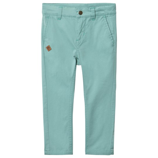 ebbe Kids Freddy Chinos Dusty Turquoise Dusty Turquoise