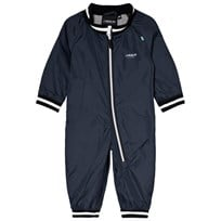 Lindberg Alby Baby Overall Navy Navy