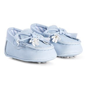 Image of Mayoral Moccasins In Sky Blue 16 (0-3 months) (3001926869)