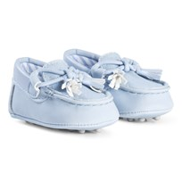 Mayoral Moccasins In Sky Blue 46