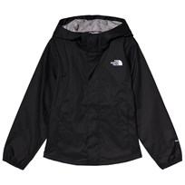 The North Face Resolve Reflective Waterproof Hooded Jacket Black JK3