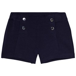 Mayoral Fitted Shorts Marinblå