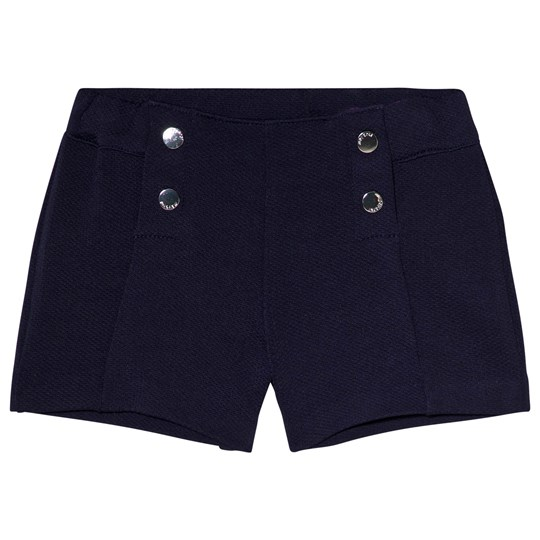 Mayoral Navy Fitted Shorts 79