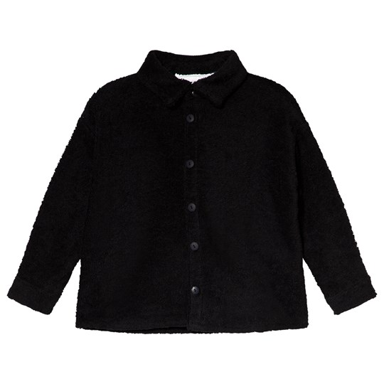 Caroline Bosmans Black Terry Top Black