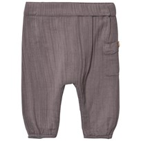 Hust&Claire Castle Gray Pants Castlegrey