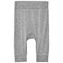 Hust&Claire Light Gray Joggers Light Grey Melange