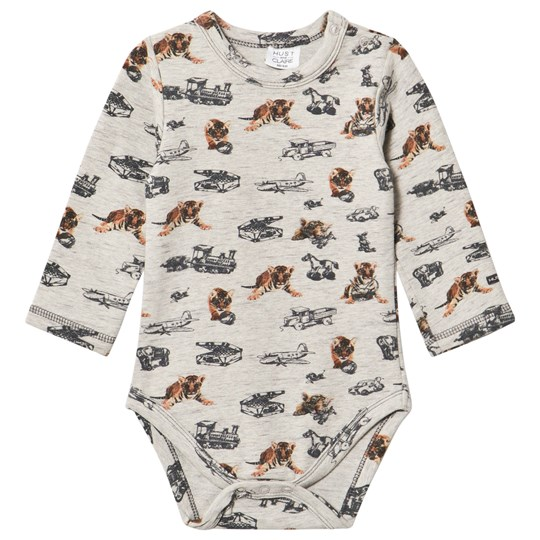 Hust&Claire Gray Antelope Baby Body Antelope
