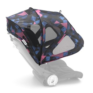 Image of Bugaboo Bee Breezy Sun Canopy Birds One Size (1066665)