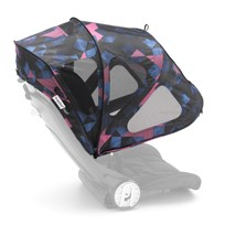 Bugaboo Bee Breezy Sun Canopy Birds Multi