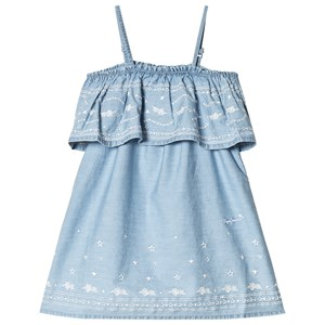 Image of Pepe Jeans Daphne JR Dress Blue 10 years (3003085497)