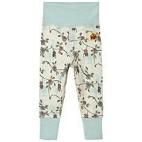 Modéerska Huset Baby Leggings Monkey Business Monkey Business