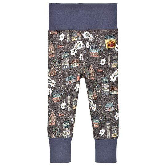 Modéerska Huset Baby Leggings Night City Night City