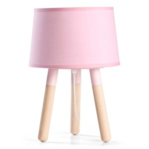 JOX Table Lamp Pink One Size