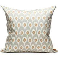 Littlephant Decoration Cushion Circus - White/Gray Grey/wite