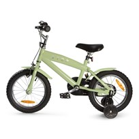 "STOY 14"" Speed Bicycle Mint Green"