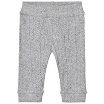 Noa Noa Miniature Gray Melange Leggings Grey Melange