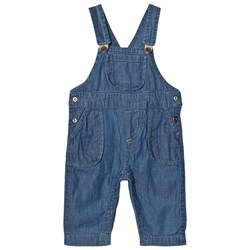 Noa Noa Miniature Long Jumpsuit Denim Blue
