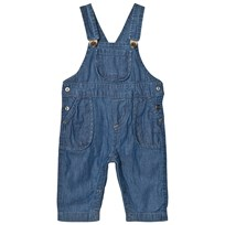 Noa Noa Miniature Blue Denim Overalls Denim Blue