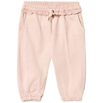 Noa Noa Miniature Pink Frill Sweatpants Cameo Rose