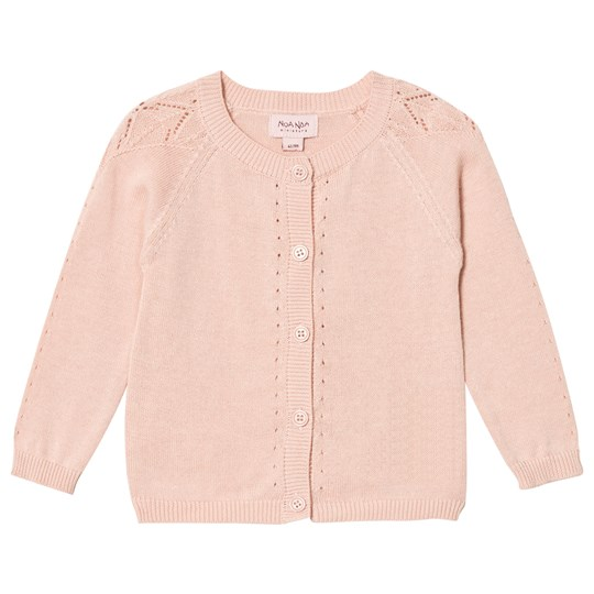 Noa Noa Miniature Cameo Rose Long Sleeve Cardigan Cameo Rose