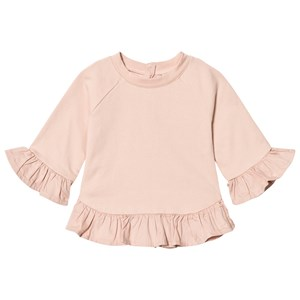 Image of Noa Noa Miniature Cameo Rose 3/4 Sleeve Frill Pullover 4Y (3006285495)