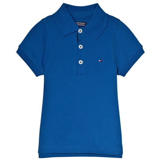 Tommy Hilfiger Blue Slim Fit Polo Shirt 493