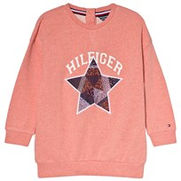 Tommy Hilfiger Coral Star Patch Sweater 606