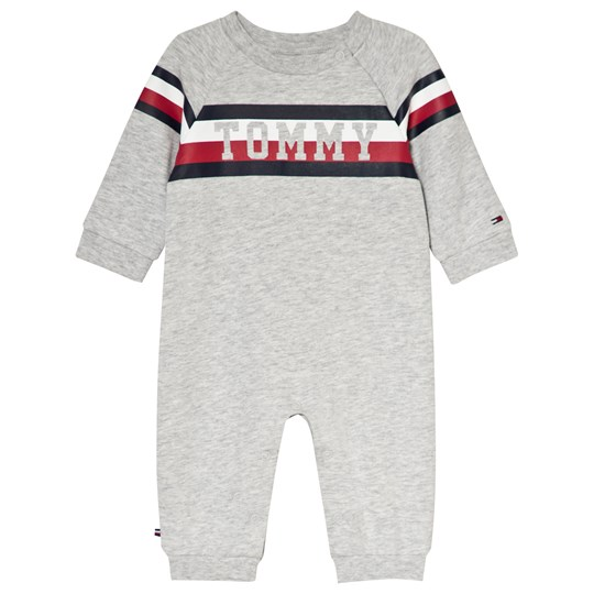 Tommy Hilfiger Grey Branded One-Piece 061