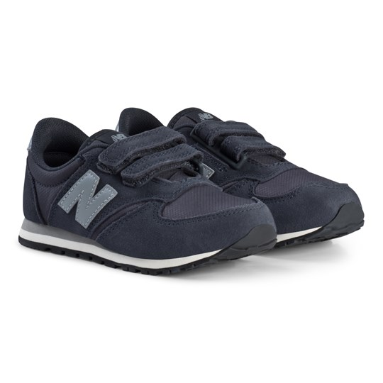 New Balance Navy M Junior Sneakers Navy