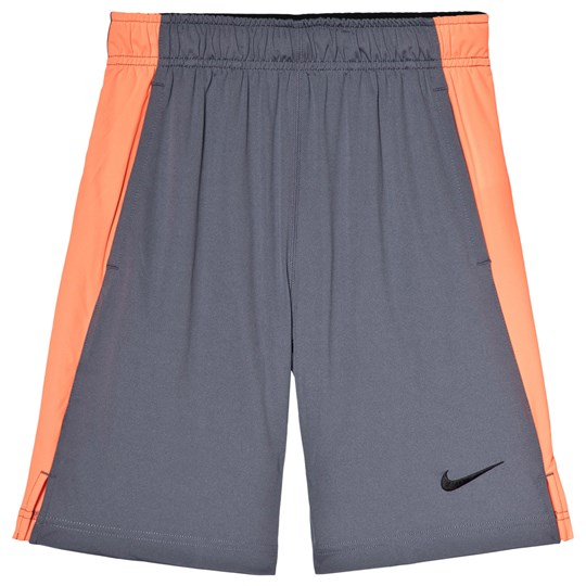 NIKE Grey and Red Shorts 015