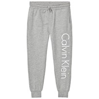 Calvin Klein Gray Branded Sweatpants 020