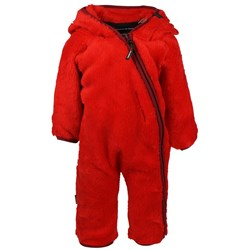 Isbjörn Of Sweden Cozy Highloft Jumpsuit Happy Red