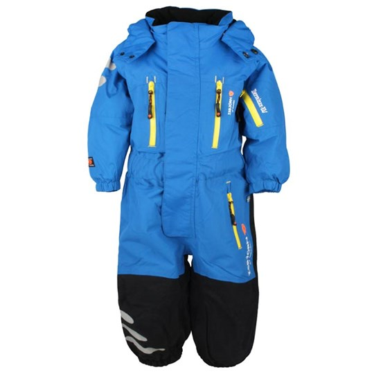Isbjörn Of Sweden Expedition Jumpsuit Blue Blue