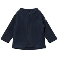Mikk-Line Baby Wool jacket Blue Nights Blue Nights