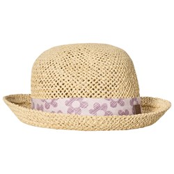 Melton Straw Hat Very Grape