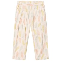 Noa Noa Miniature Sand Dollar Feather Pants SAND DOLLAR