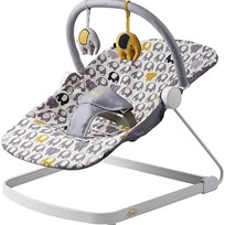 Bababing BabaBing Baby Bouncer Float Elefant Grey