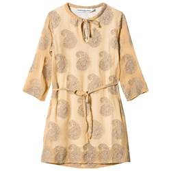 How To Kiss A Frog Sunny Tunic Gold embroidery