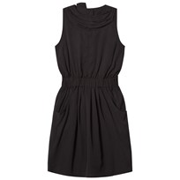 How To Kiss A Frog Poki Dress Black Black