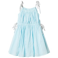 How To Kiss A Frog Coki Dress Blue/silver